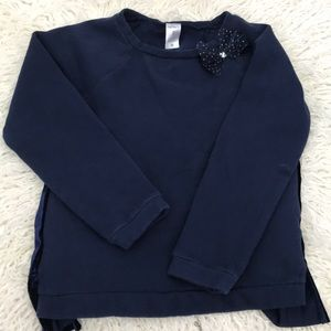 Girls carters sweater size 7